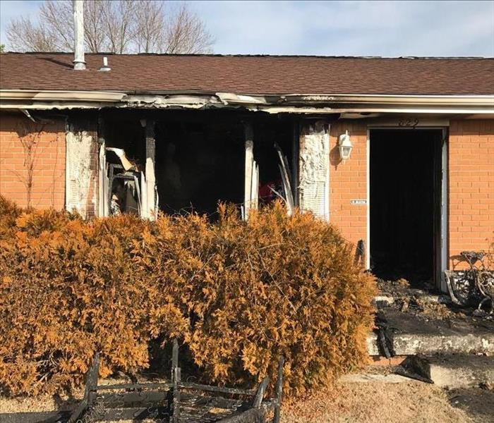 Faulty Electrical Outlet Causes Fire