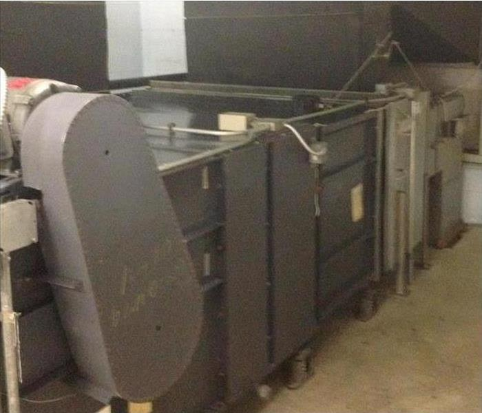 Faulty Duct System Cleaned at Private School