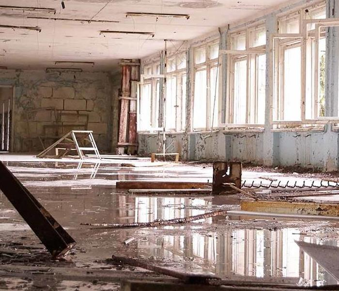 A Burst Pipe Can Cause Significant Water Damage In A Home