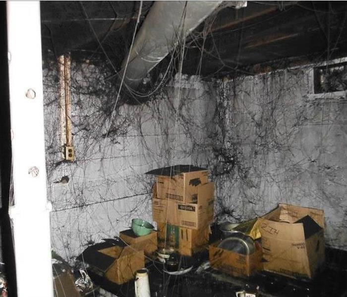 Montgomery County Smoke Amp Soot Cleanup Servpro Of