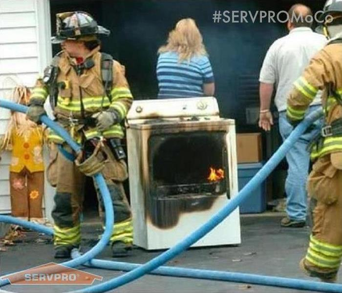 Fire Damage Fire Safety Tip: Keep Your Dryer Vent Clean