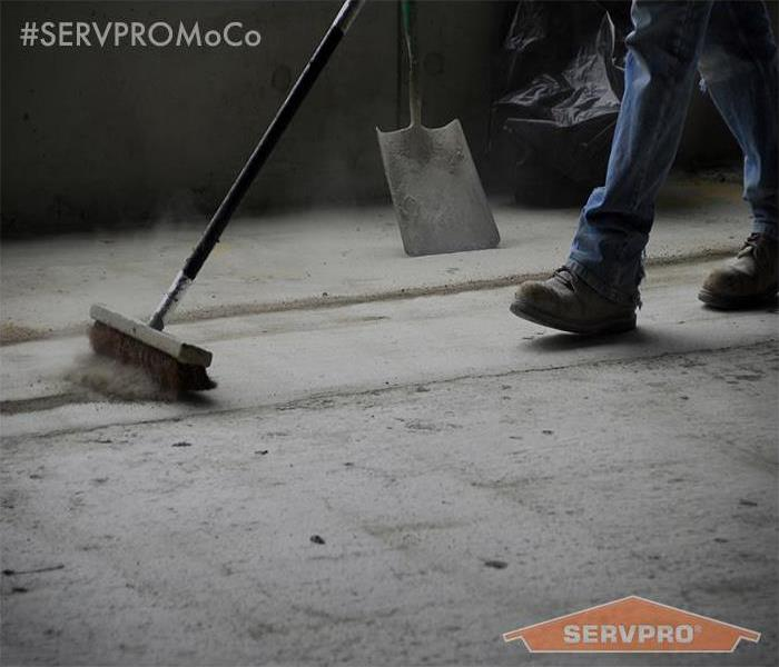 Commercial Commercial Post Construction Cleanup & Restoration