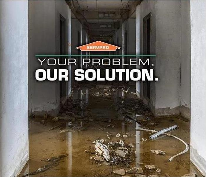 Why SERVPRO Why Choose a SERVPRO Professional?