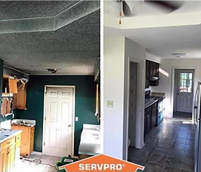 SERVPRO of Montgomery County is available today for any fire damage needs!