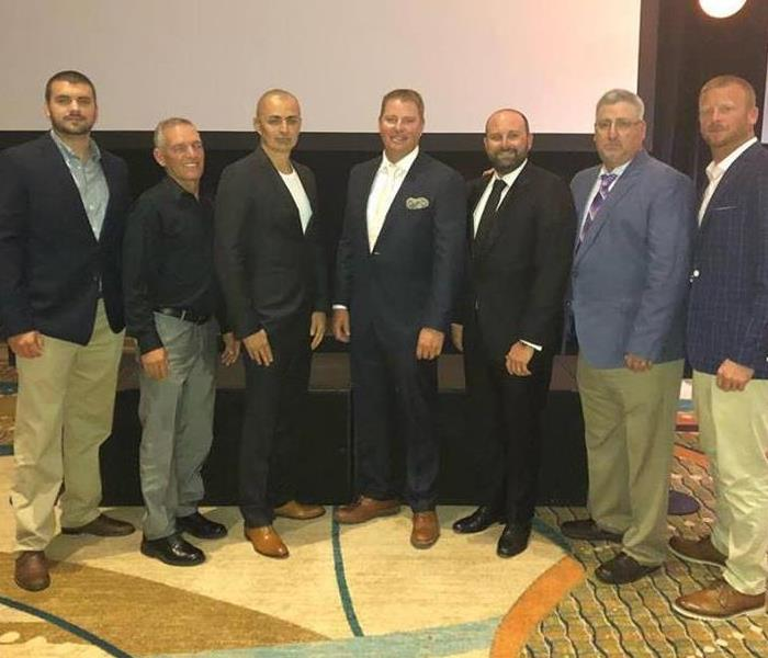 General 2018 SERVPRO Franchise Of The Year