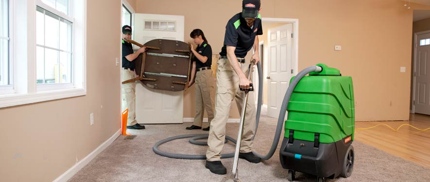 Clarksville, TN residential restoration cleaning